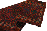 Qashqai - Saddle Bag Persian Carpet 47x37 - Picture 2