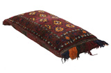 Turkaman - Saddle Bag Turkmenian Textile 120x59 - Picture 5