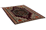 Gabbeh - Lori Persian Carpet 212x140 - Picture 1