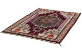 Gabbeh - Lori Persian Carpet 212x140 - Picture 2