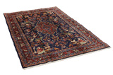 Jozan - Sarouk Persian Carpet 228x150 - Picture 1