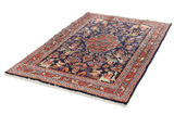Jozan - Sarouk Persian Carpet 228x150 - Picture 2