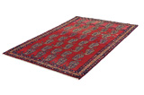 Mir - Sarouk Persian Carpet 226x138 - Picture 2