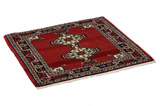 Jozan - Sarouk Persian Carpet 80x85 - Picture 1