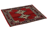 Jozan - Sarouk Persian Carpet 80x80 - Picture 1