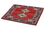 Jozan - Sarouk Persian Carpet 80x80 - Picture 2