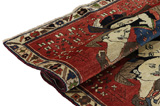 Qashqai Persian Carpet 148x100 - Picture 5